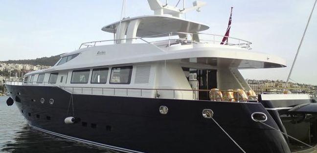 Ghanem Charter Yacht - 2