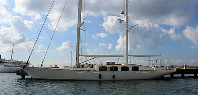Ancha Charter Yacht - 2
