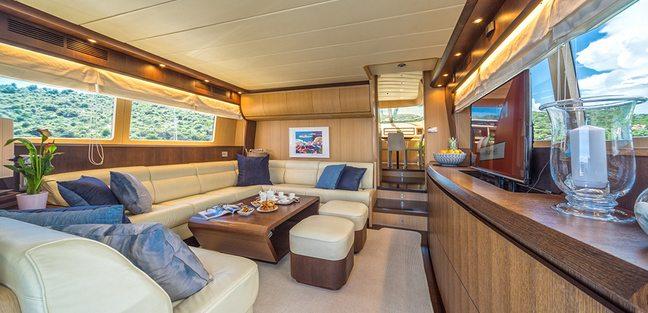 Hope I Charter Yacht - 7