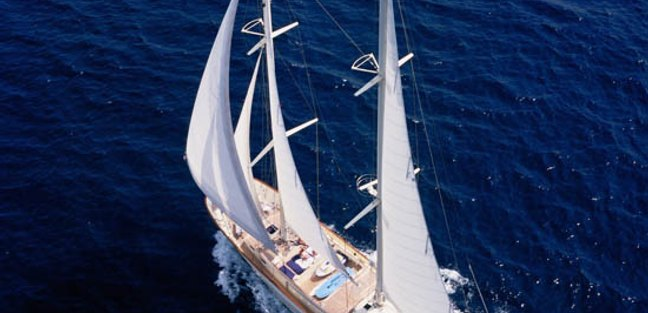 Tigerlily of Cornwall Charter Yacht - 5