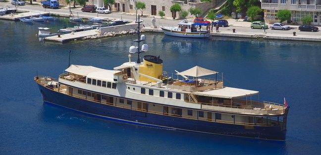 Seagull II Charter Yacht - 3