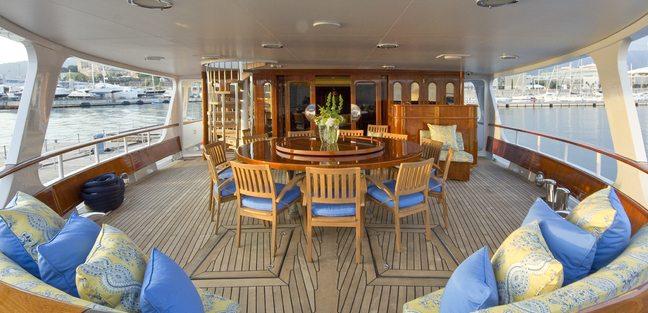 Legend Charter Yacht - 5