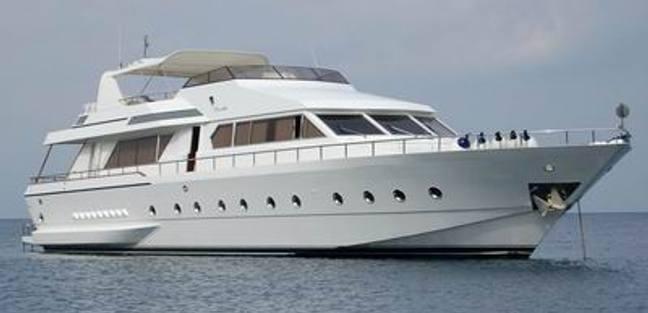 Carroll House Charter Yacht