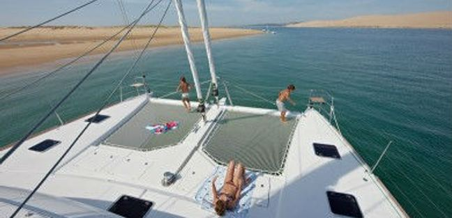 GO FREE II Charter Yacht - 4