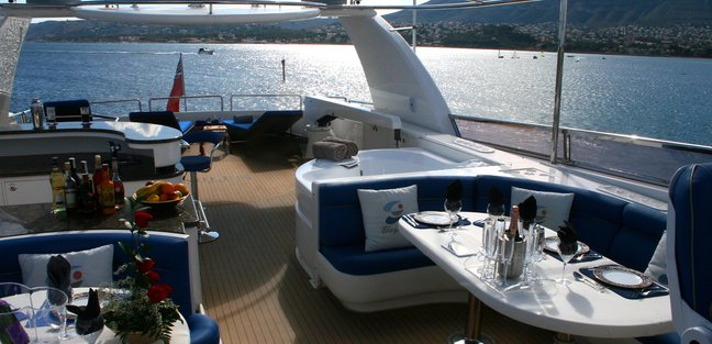 Smiles of London Charter Yacht - 2