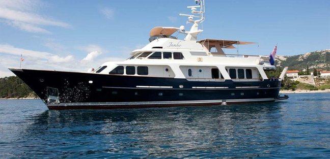 Jumbo Charter Yacht - 6