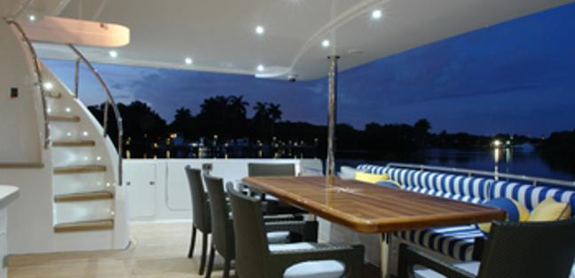 Seas the Moment Charter Yacht - 2