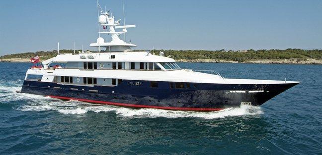 Helios 2 Charter Yacht