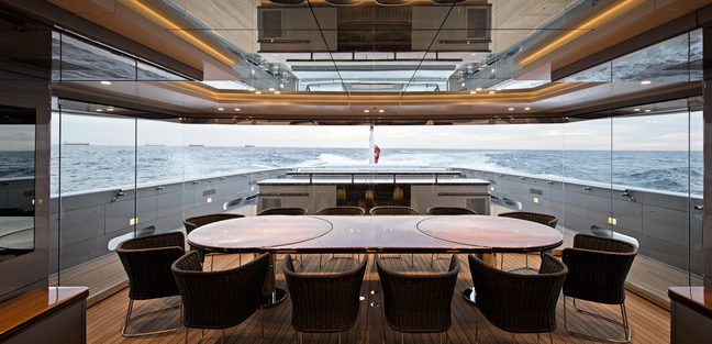 Silver Fast Charter Yacht - 5