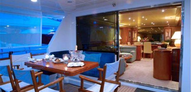 Jaan Charter Yacht - 6