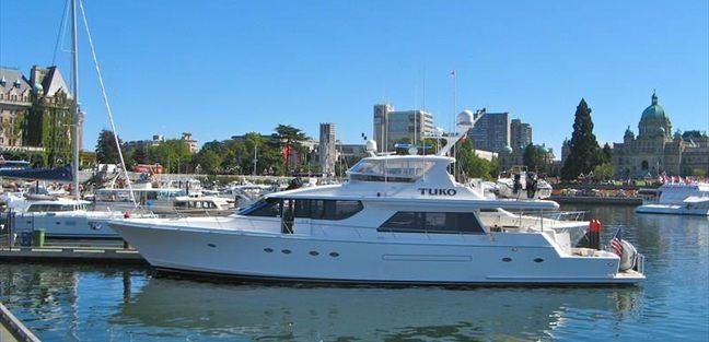 Arcturus Charter Yacht