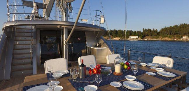 Merlin Charter Yacht - 6