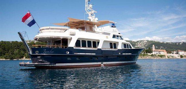 Jumbo Charter Yacht - 3