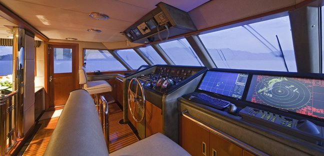 Mysorah Charter Yacht - 3