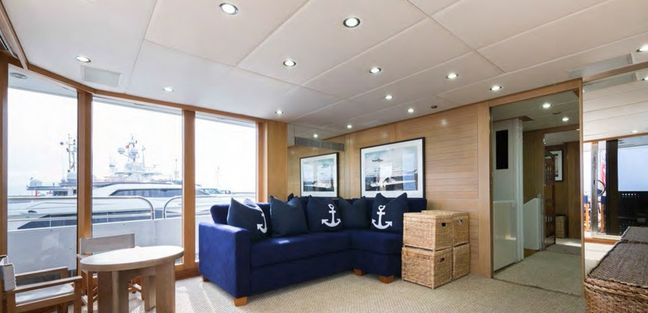 Dojo Charter Yacht - 7