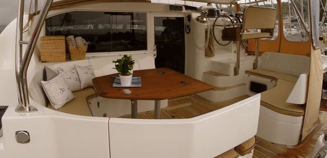 Curanta Cridhe Charter Yacht - 4
