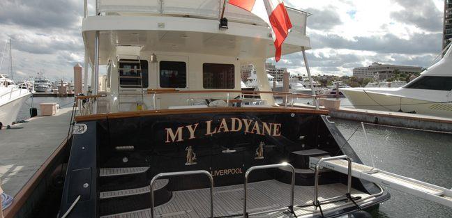 Ladyane Charter Yacht - 5