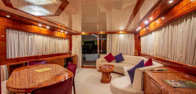 Barbarossa Moratti Charter Yacht - 5