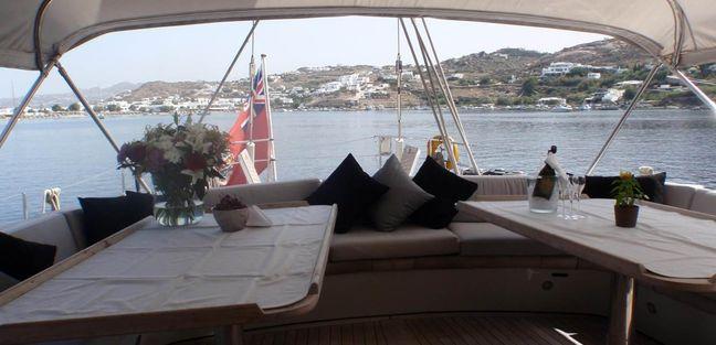 Iemanja Charter Yacht - 3