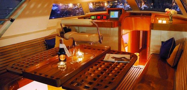 Aglaia Charter Yacht - 5