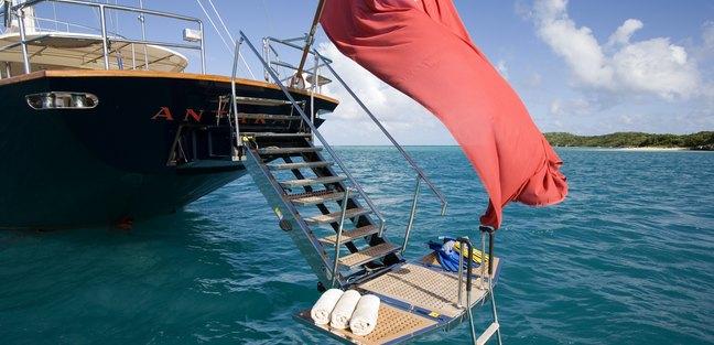 Antara Charter Yacht - 5
