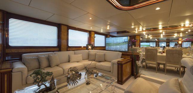 Cloud Atlas Charter Yacht - 7