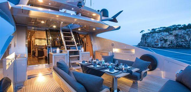 Hush Charter Yacht - 4