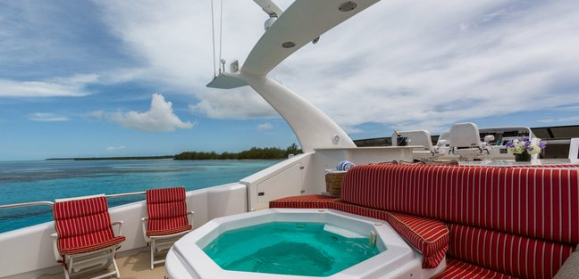 IV Tranquility Charter Yacht - 3