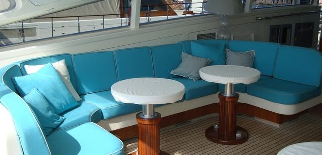Jamalui Charter Yacht - 2