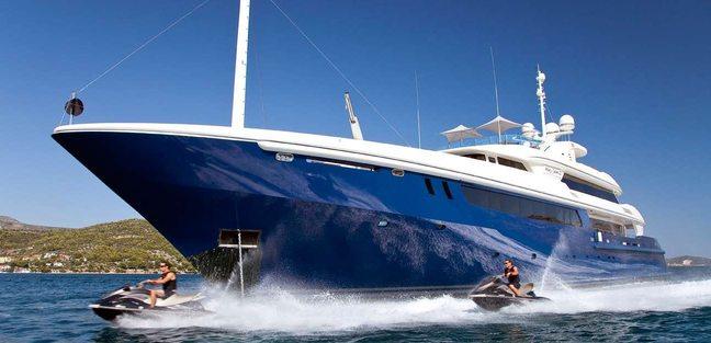 Mary-Jean II Charter Yacht