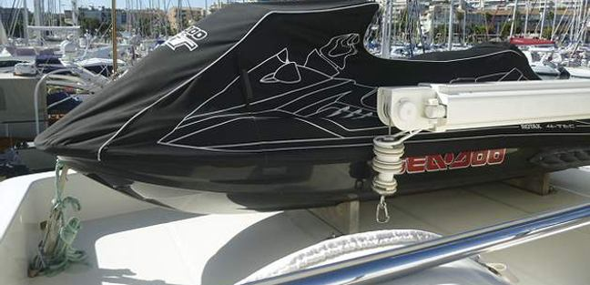 Seamrog Charter Yacht - 2