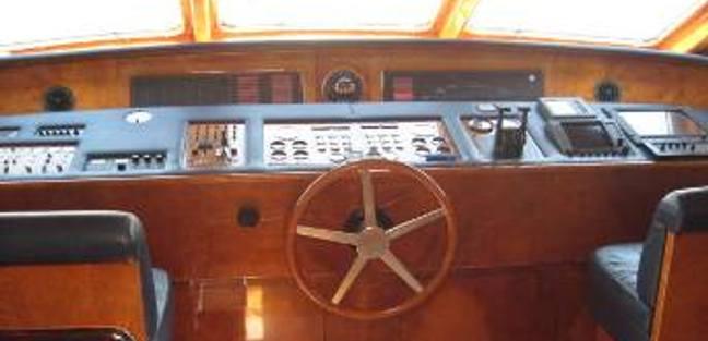 Santa Cruz Charter Yacht - 5