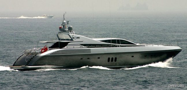 Exxtreme Charter Yacht