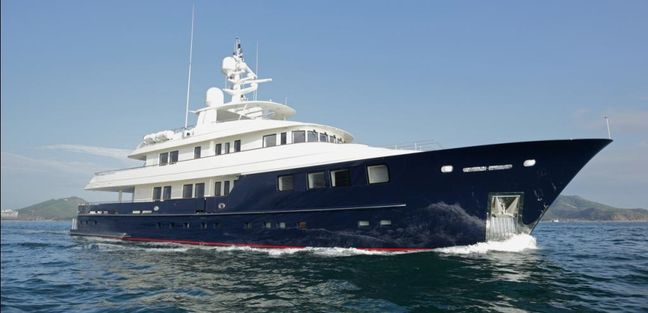 Ocean's Seven Charter Yacht