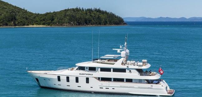 Silentworld Charter Yacht