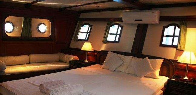 Amazon Solo Charter Yacht - 8