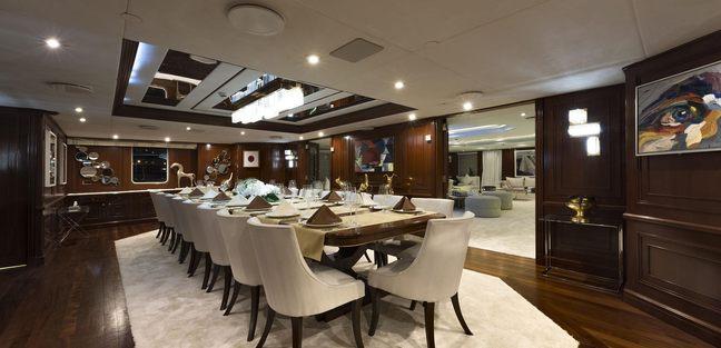 Chakra Charter Yacht - 8