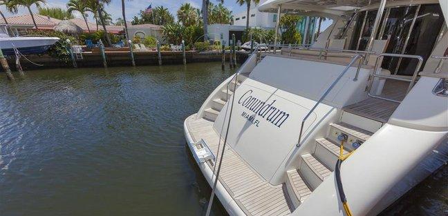 Conundrum Charter Yacht - 4