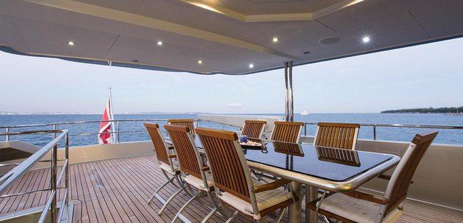 Princess Iluka Charter Yacht - 3