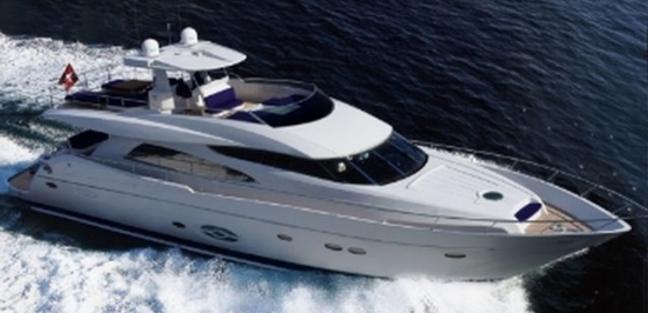 Sophia Charter Yacht