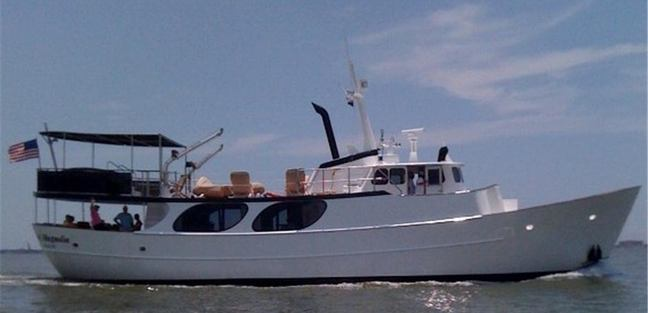 Steel Magnolia Charter Yacht