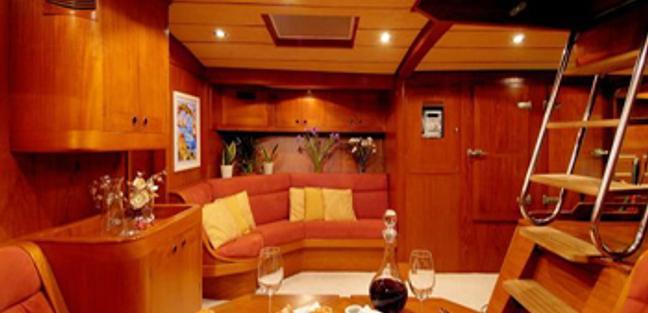 Midnight Sun of London Charter Yacht - 5