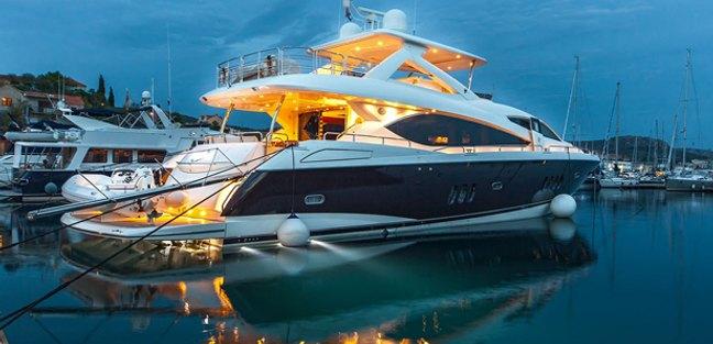Brabus 5 Charter Yacht