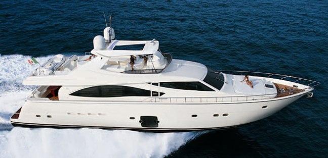 Fora Charter Yacht