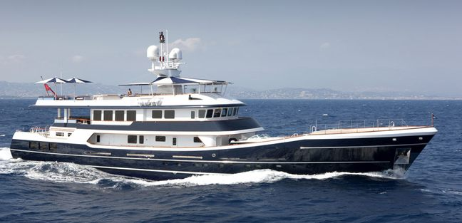 The Mercy Boys Charter Yacht