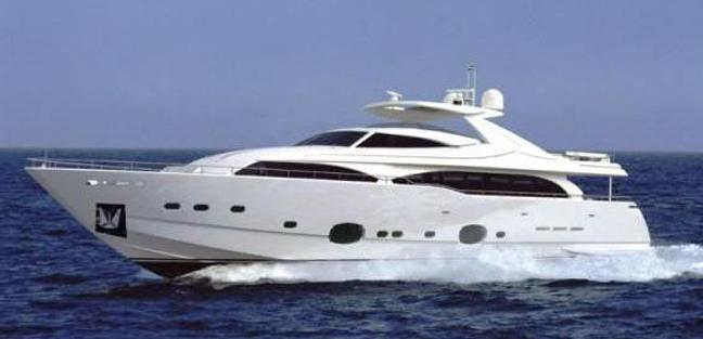 South China Sea Welkin Charter Yacht