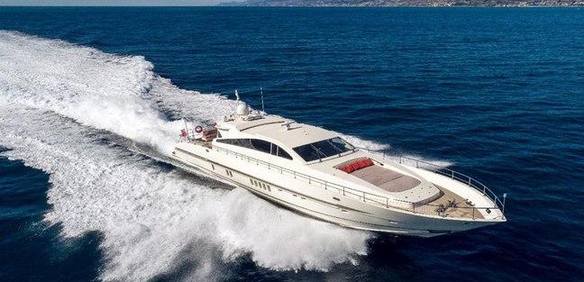 Vodka Charter Yacht