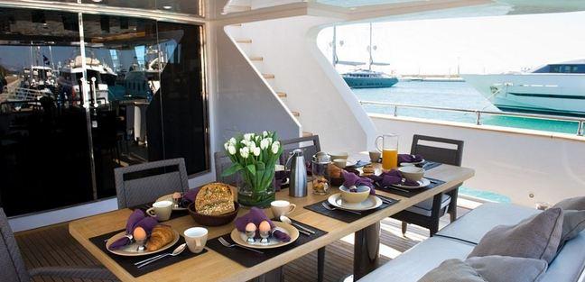 Gioe I Charter Yacht - 4