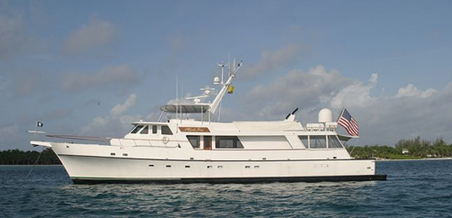 Kingfisher Charter Yacht