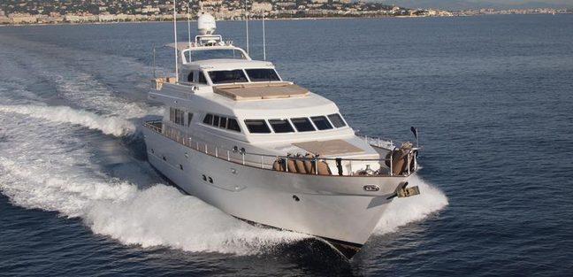 Serene Seas Charter Yacht - 3